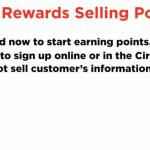 CircleK - Easy Rewards Card