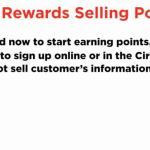 CircleK - Easy Rewards Card